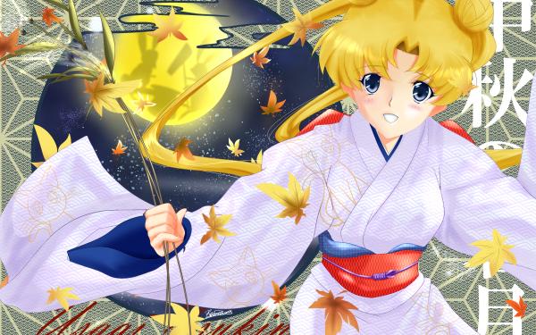 Anime Sailor Moon Usagi Tsukino HD Wallpaper | Background Image