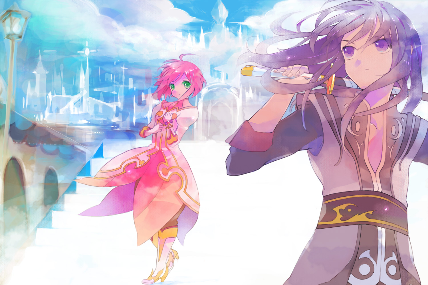 Tales Of Vesperia Wallpaper and Background Image ...