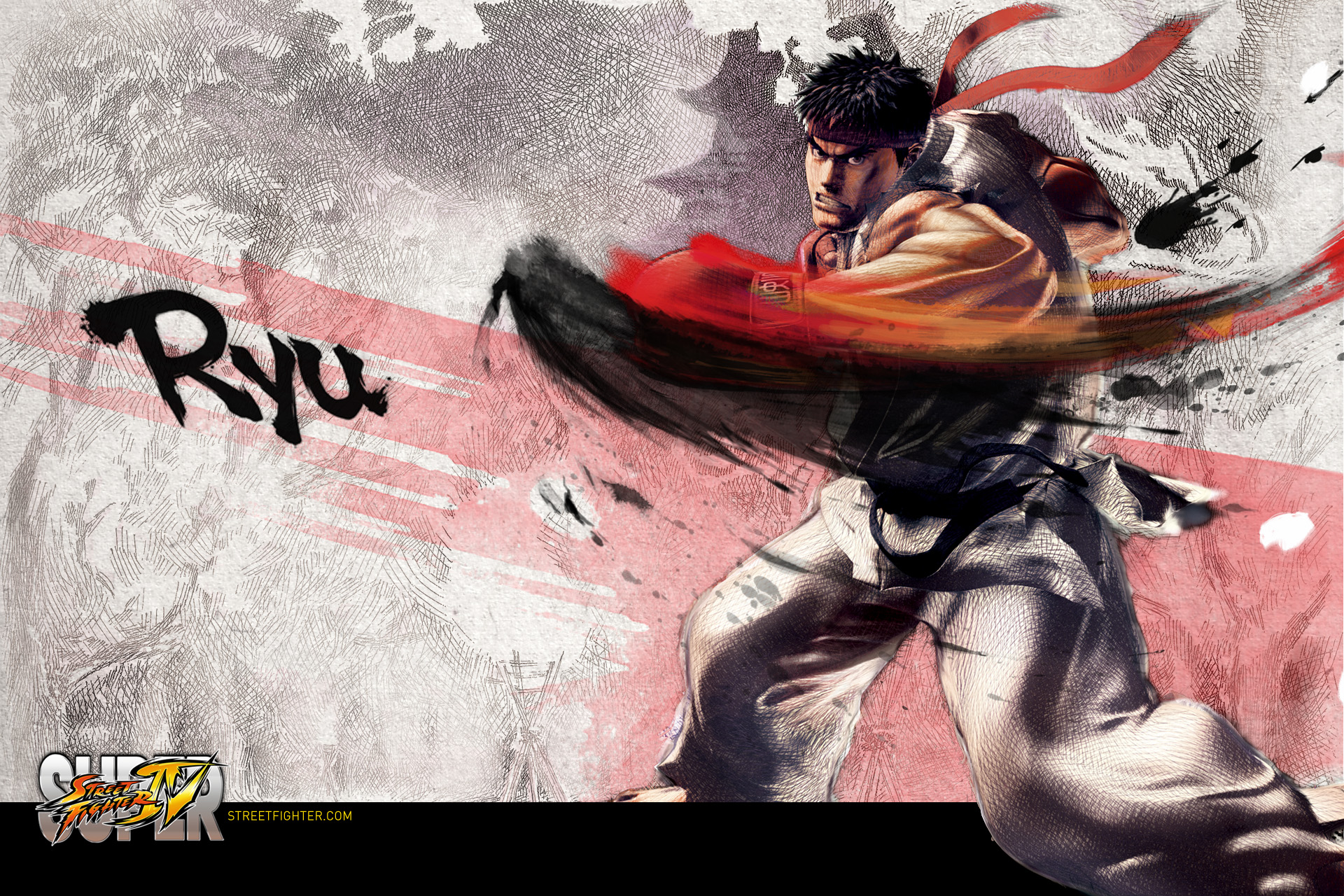 Street Fighter 4 Wallpapers: 18 Super Street Fighter IV HD Wallpapers