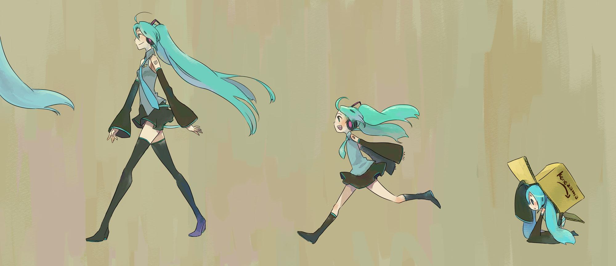 running anime wallpaper - photo #35