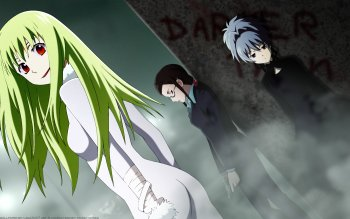 Anime - Darker Than Black Wallpapers and Backgrounds ID : 119757