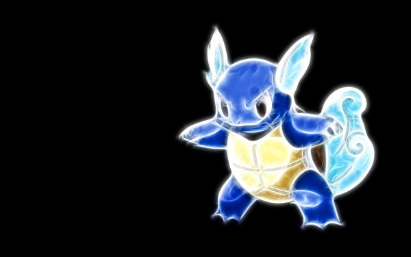 Anime Pokémon Wartortle Water Pokémon HD Wallpaper | Background Image