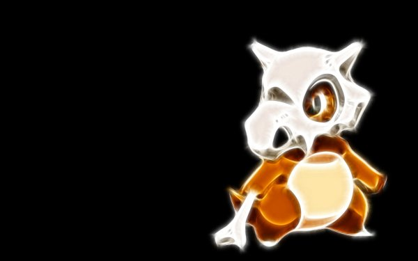 Anime Pokémon Cubone Ground Pokémon Fondo de pantalla HD | Fondo de Escritorio