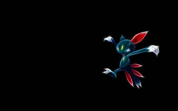Anime Pokémon Sneasel Dark Pokémon Ice Pokémon HD Wallpaper | Background Image