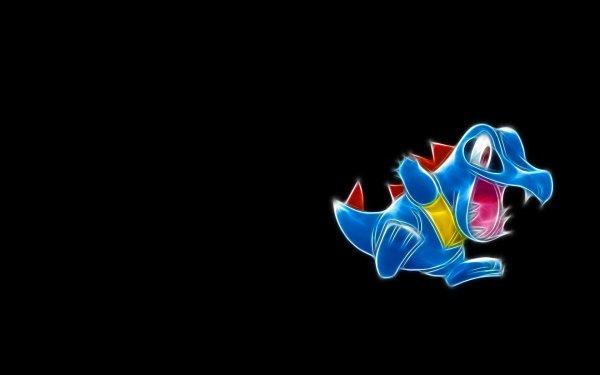 Anime Pokémon Totodile Starter Pokemon Water Pokémon Fondo de pantalla HD | Fondo de Escritorio