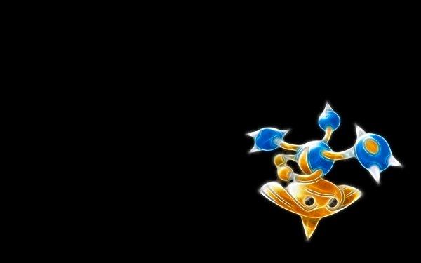 Anime Pokémon Hitmontop Fighting Pokémon HD Wallpaper   Background Image