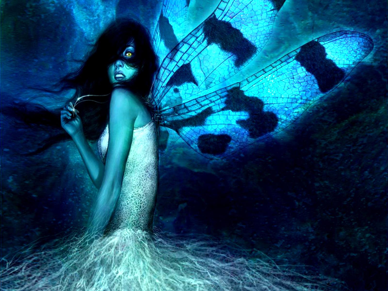 vampire fairy wallpaper backgrounds - photo #42