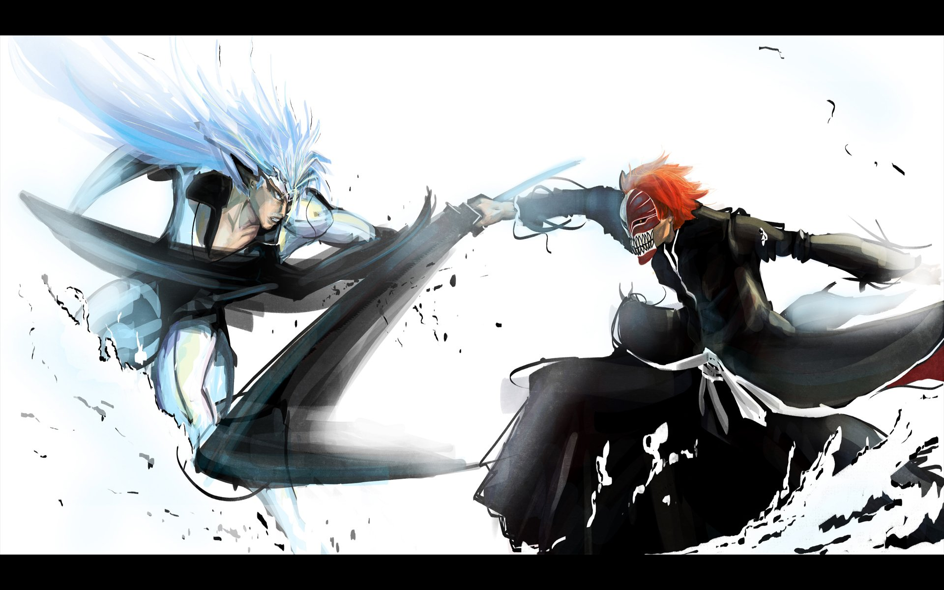 353 Grimmjow Jaegerjaquez HD Wallpapers