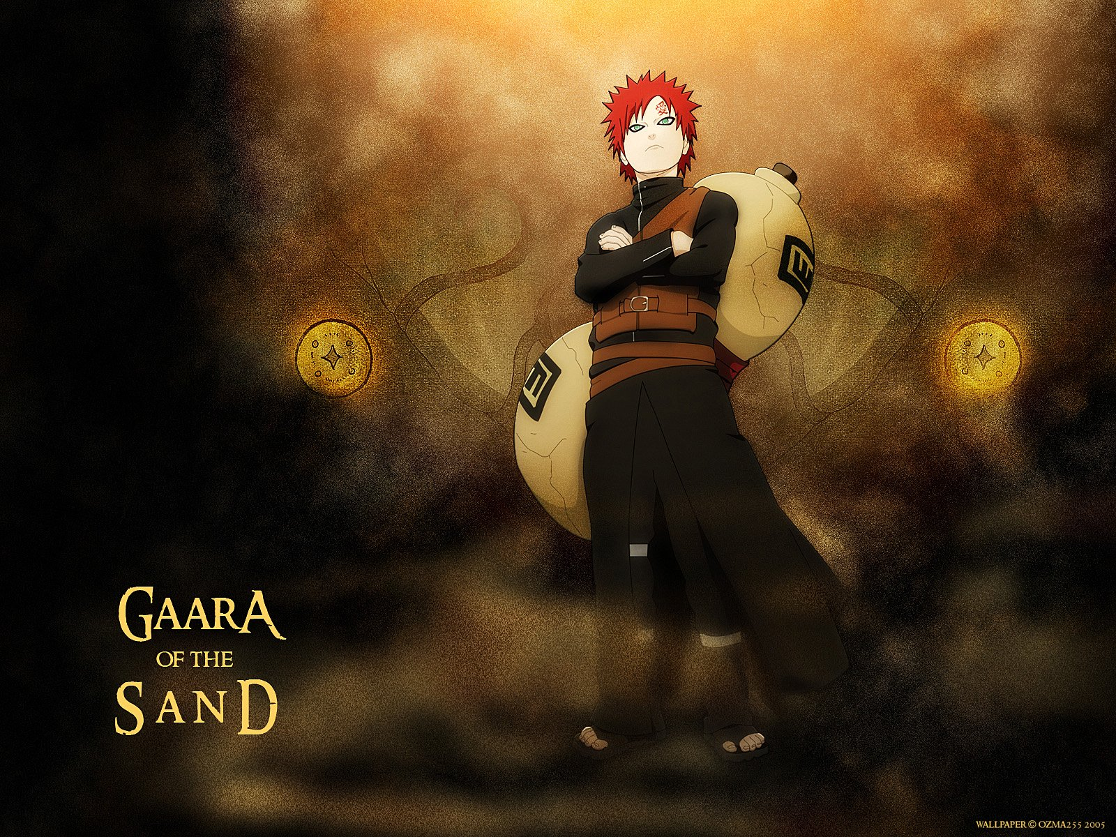 76 Gaara Naruto HD Wallpapers