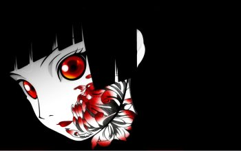 Anime - Jigoku Shojo Wallpapers and Backgrounds ID : 120279