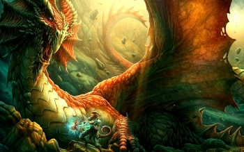 Fantasy - Dragon Wallpapers and Backgrounds ID : 120537