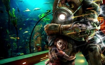 Video Game - Bioshock 2 Wallpapers and Backgrounds ID : 120839