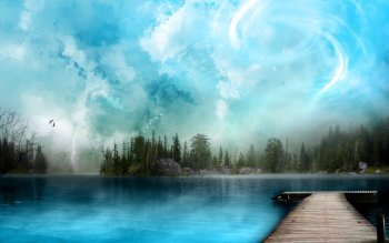 Earth - Artistic Wallpapers and Backgrounds ID : 121607