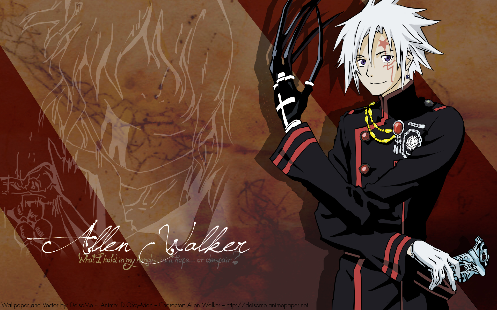 d gray man lenalee wallpapers