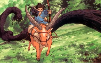 Movie - Princess Mononoke Wallpapers and Backgrounds ID : 122949