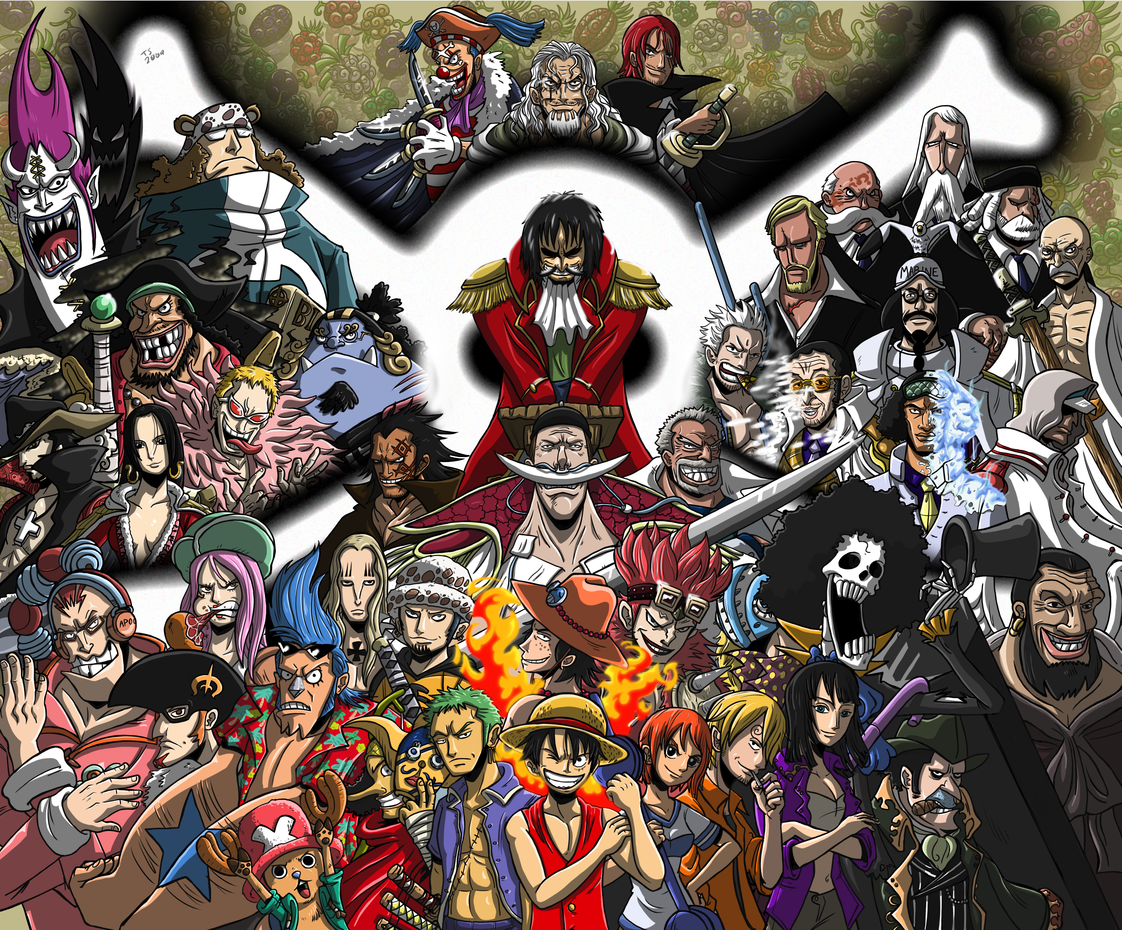 435 One Piece Wallpapers | One Piece Backgrounds