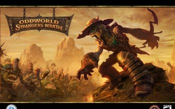 Video Game - Oddworld Wallpapers and Backgrounds ID : 123447