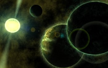 Science-Fiction - Planeten Wallpapers and Backgrounds ID : 123817