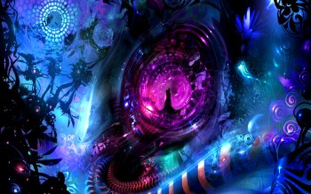 Science-Fiction - Abstrakt Wallpapers and Backgrounds ID : 123849
