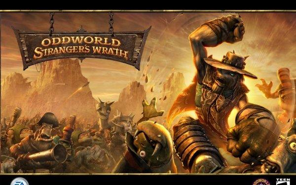 Video Game Oddworld: Stranger's Wrath HD Wallpaper | Background Image