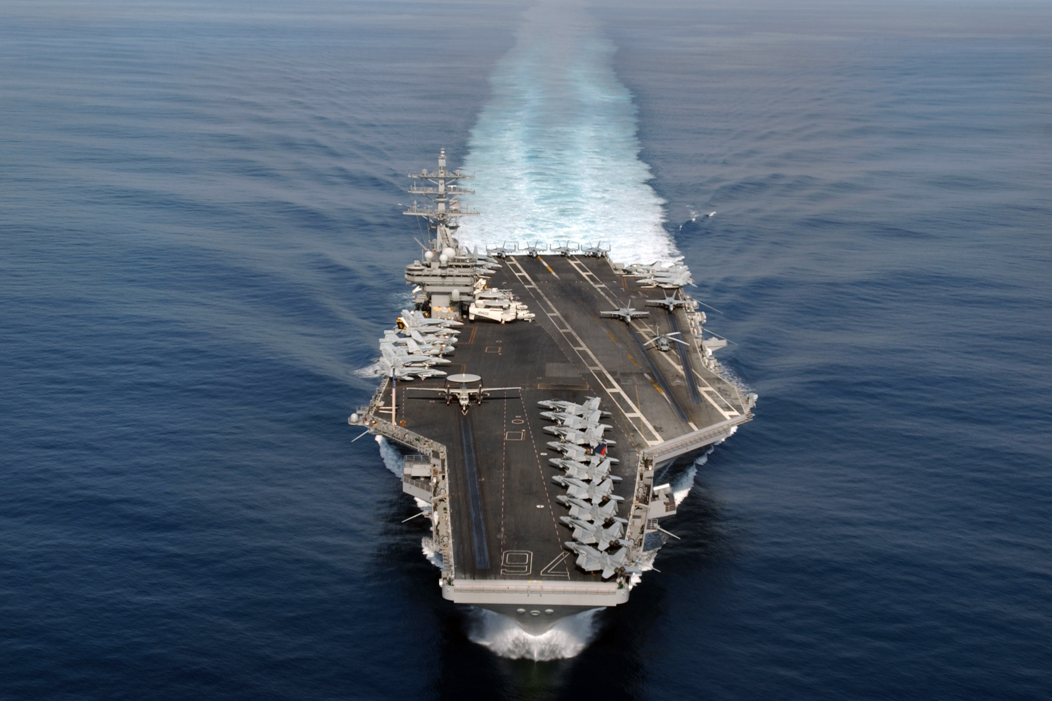 Military - Aircraft Carrier Wallpaper
