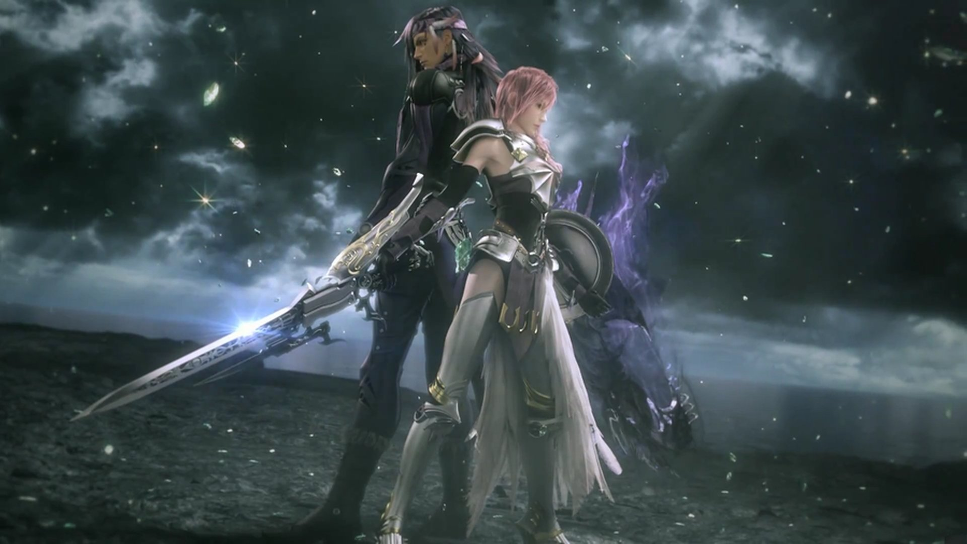 75 lightning (final fantasy) hd wallpapers | background images