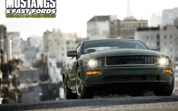 Fahrzeuge - Ford Mustang Wallpapers and Backgrounds ID : 124289
