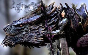 Fantasy - Drachen Wallpapers and Backgrounds ID : 124505