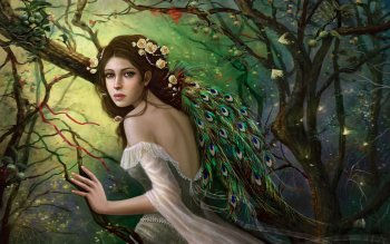 Fantasy - Frauen Wallpapers and Backgrounds ID : 124957