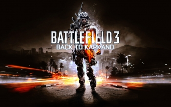 Video Game - Battlefield 3 Wallpapers and Backgrounds ID : 125509