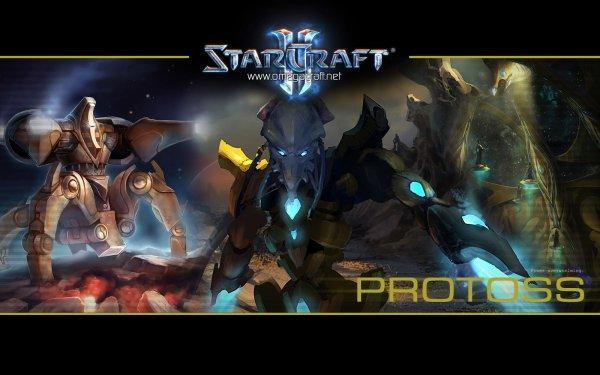 Video Game Starcraft Starcraft II HD Wallpaper | Background Image