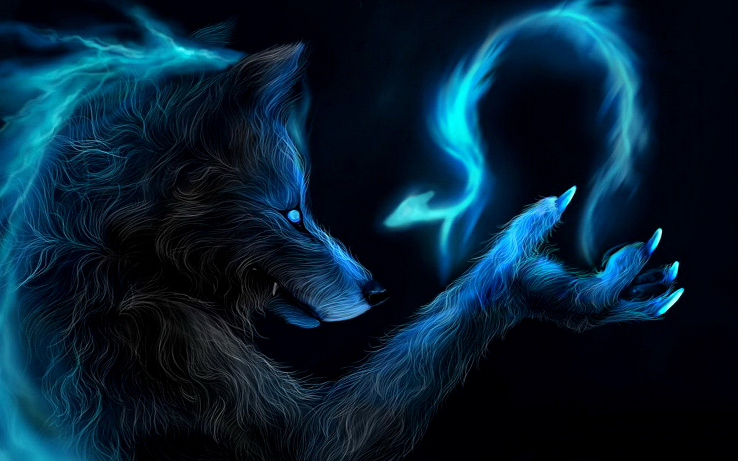Dark - Werewolf  - Dark Wallpaper