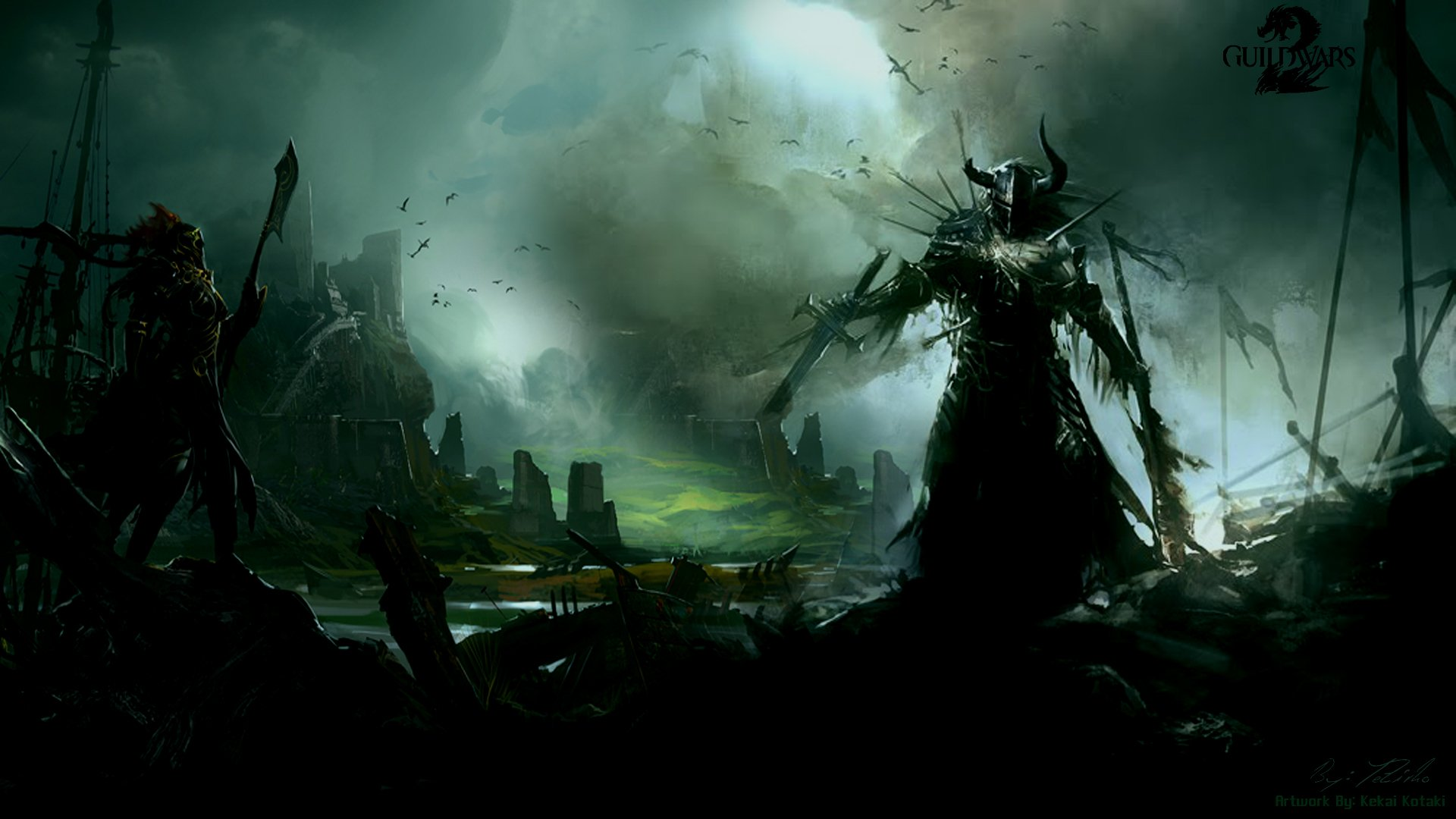 40 Guild Wars Hd Wallpapers Background Images Wallpaper Abyss