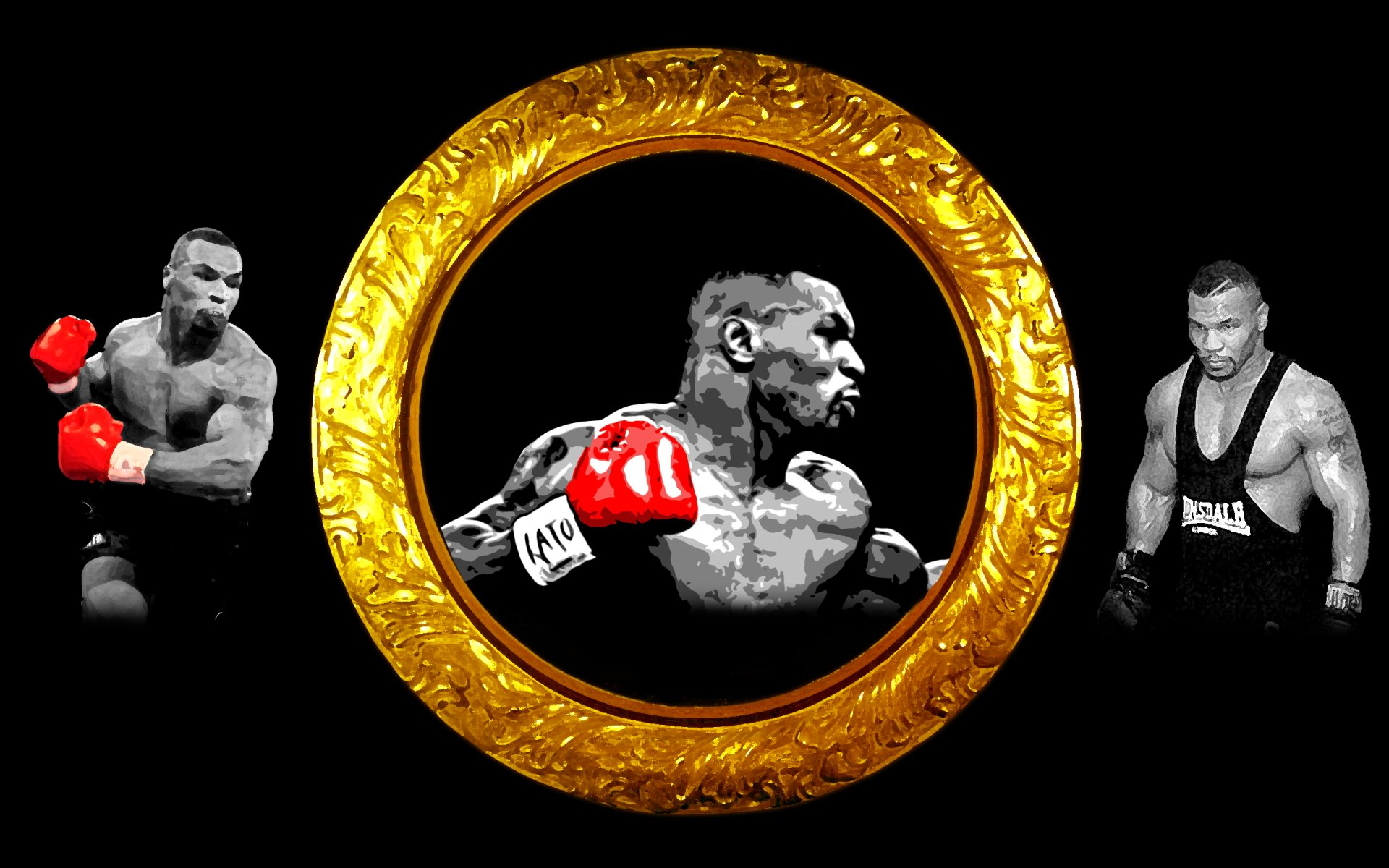 Sports - Boxing  Mike Tyson Boxer American Wallpaper