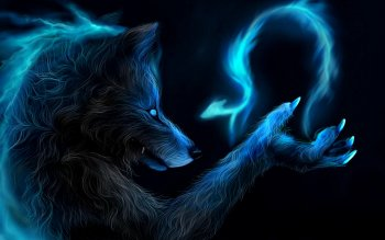 Donker - Werewolf Wallpapers and Backgrounds ID : 126995