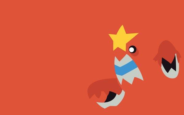 Anime Pokémon Crawdaunt Water Pokémon HD Wallpaper   Background Image