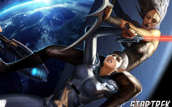 Video Game Star Trek HD Wallpaper   Background Image