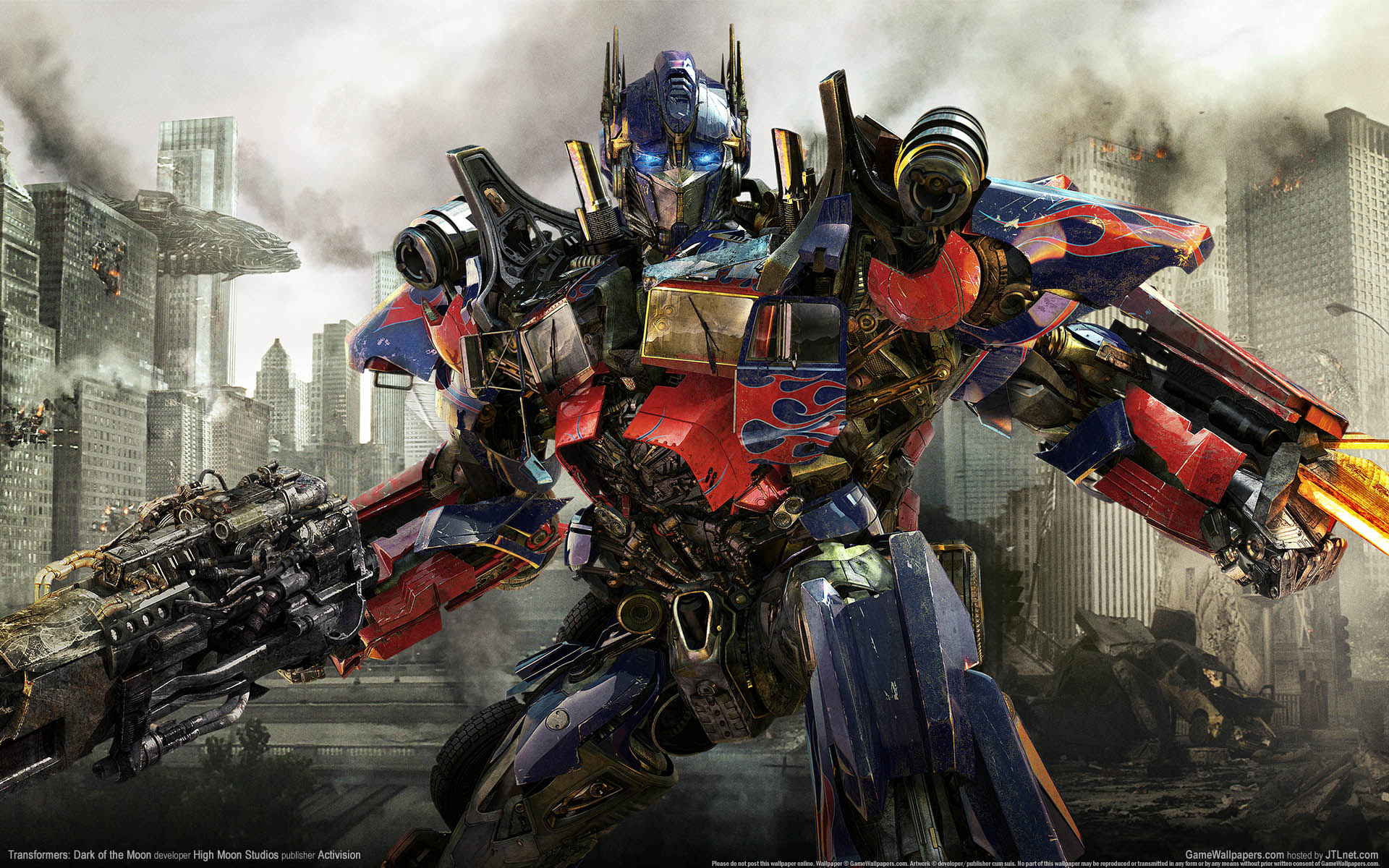 transformers full hd wallpaper and background image