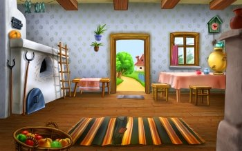 Cartoon - Artistic Wallpapers and Backgrounds ID : 128245