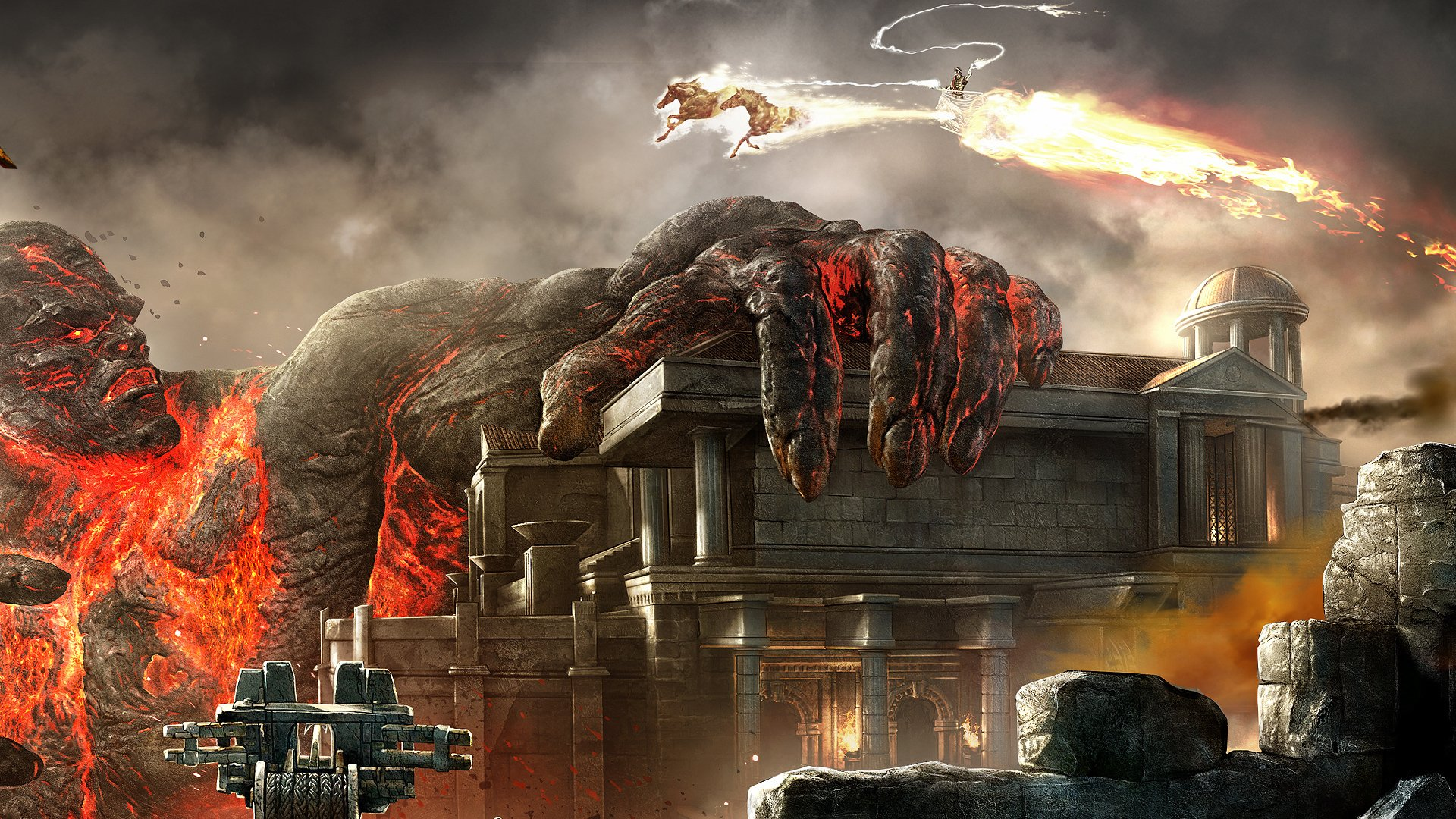 God of war iii full hd wallpaper and background - Best war wallpapers hd ...