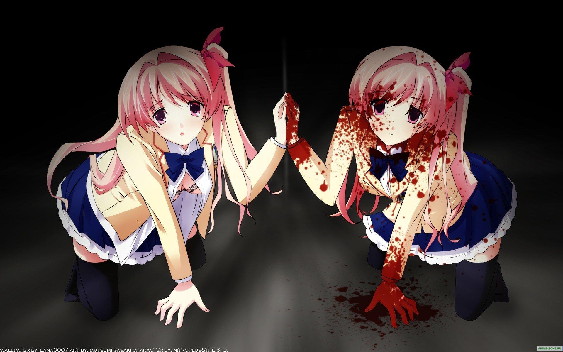 Anime - Chaos;Head  Wallpaper