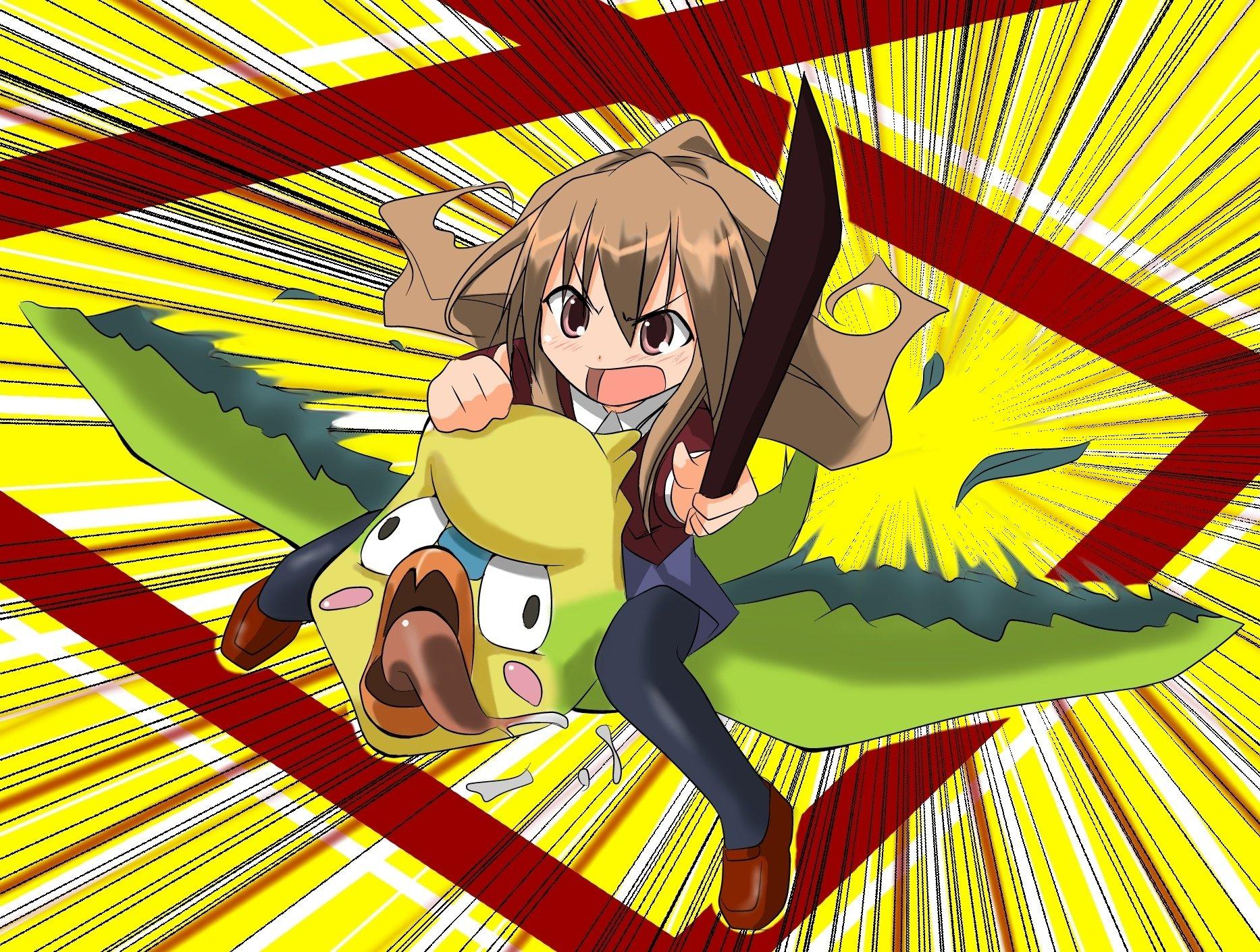 Toradora wallpaper and background image 1866x1410 id - Toradora anime wallpaper ...