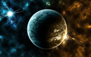 Sci Fi - Planet Wallpapers and Backgrounds ID : 129689