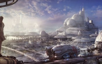 Fantasy - City Wallpapers and Backgrounds ID : 129837