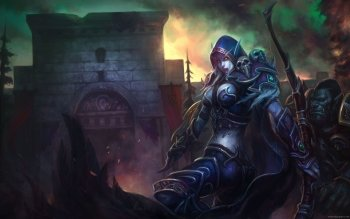 Компьютерная игра - World Of Warcraft Wallpapers and Backgrounds ID : 129875