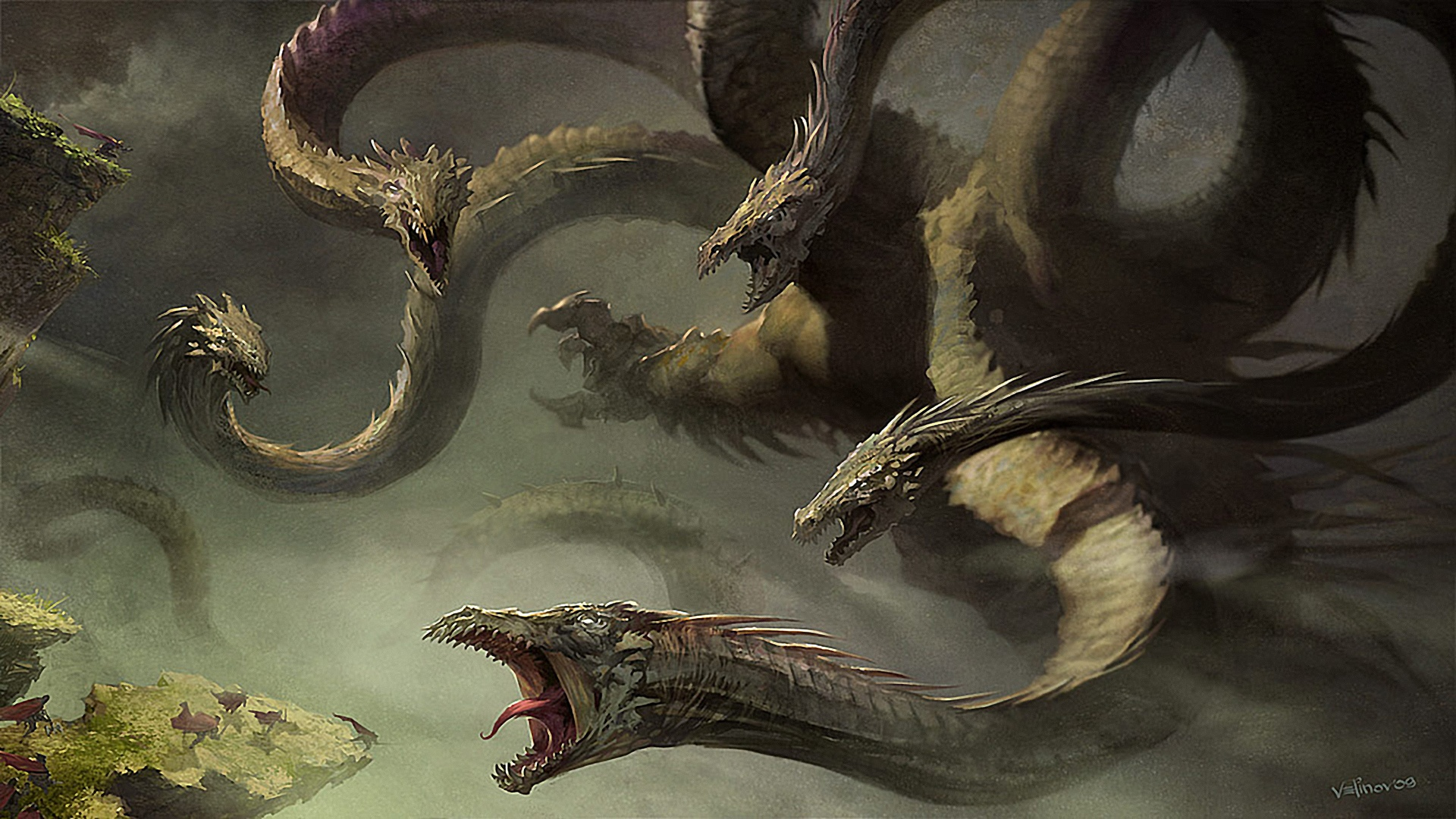 21 hydra hd wallpapers backgrounds wallpaper abyss