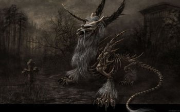 Dark - Creature Wallpapers and Backgrounds ID : 130105