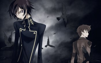 Аниме - Code Geass Wallpapers and Backgrounds ID : 130355
