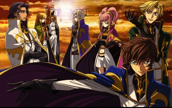 Anime - Code Geass Wallpapers and Backgrounds ID : 130369