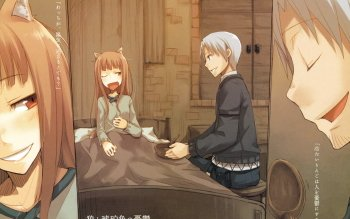 Anime - Spice And Wolf Wallpapers and Backgrounds ID : 130489